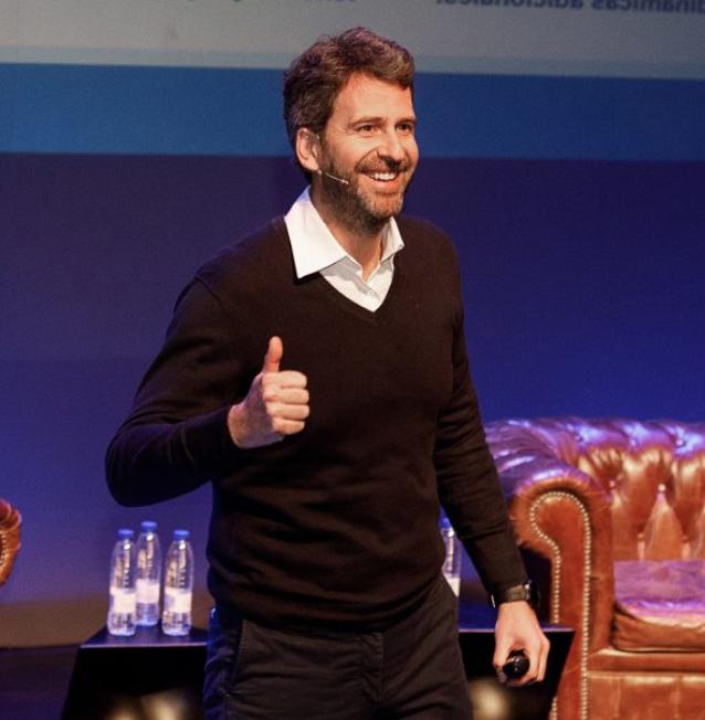 Iban Sole, fundador y CEO de Genneraventa