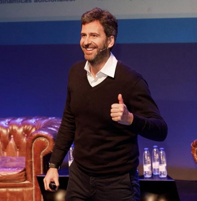 Iban Solé, fundador y CEO Genneraventa