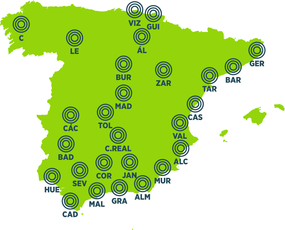 Mapa Cobertura Genneraventa